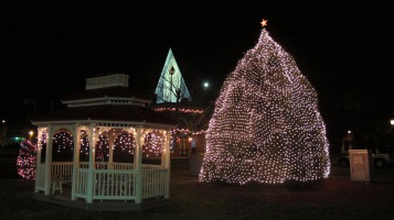 Tree Lighting, Spirit of Christmas Festival, Depot Square Park, Tamaqua, 12-6-2015 (72)
