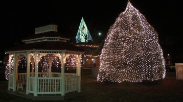 Tree Lighting, Spirit of Christmas Festival, Depot Square Park, Tamaqua, 12-6-2015 (73)