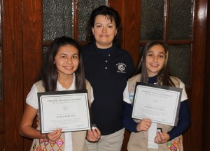 Two Tamaqua Girl Scouts Receive Silver Award, Evangelical Lutheran Church, Tamaqua, 12-20-2015 (14)