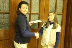 Two Tamaqua Girl Scouts Receive Silver Award, Evangelical Lutheran Church, Tamaqua, 12-20-2015 (7)
