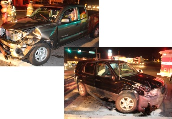Two-Vehicle Accident, Lafayette Avenue, SR54, at SR309, Hometown, 12-11-2015 (COMBINED)