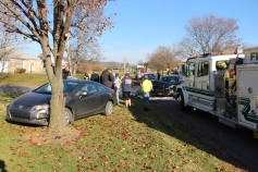 Two Vehicle Accident, Lafayette Avenue, SR54, Hometown, 12-10-2015 (16)