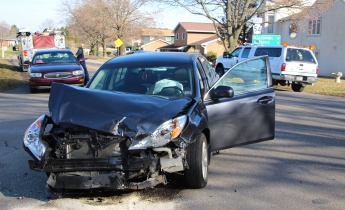 Two Vehicle Accident, Lafayette Avenue, SR54, Hometown, 12-10-2015 (7)