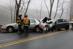 Two Vehicle Accident, near Middleport, US209, Blythe Township, 12-22-2015 (20)