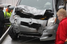 Two Vehicle Accident, near Middleport, US209, Blythe Township, 12-22-2015 (33)