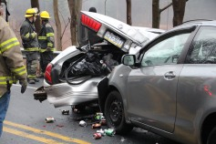 Two Vehicle Accident, near Middleport, US209, Blythe Township, 12-22-2015 (8)