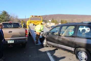 Two Vehicle Accident, north of Ben Titus Road on SR309, Rush Township, 12-4-2015 (12)