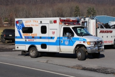 Two Vehicle Accident, north of Ben Titus Road on SR309, Rush Township, 12-4-2015 (16)