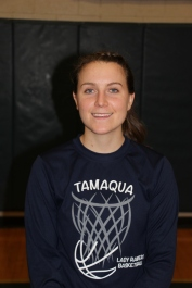 Varsity Girls Basketball, Tamaqua Area High School, Tamaqua, 11-23-2015 (4)