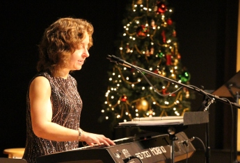 Voice Lifted, Susan Featro, Tamaqua Community Arts Center, Tamaqua, 12-6-2015 (15)