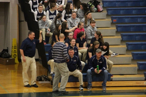 Winter Meet the Raiders, TASD Athletic Center, Tamaqua, 12-2-2015 (11)