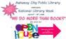 4-10-16-2016, National Library Week, Mahanoy City Public Library, Mahanoy City