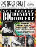 4-22-2016, Art Center Benefit Concert, Tamaqua Community Arts Center, Tamaqua