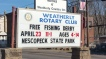 4-23-2016, Free Fish Derby, via Weatherly Rotary Club, Nescopeck State Park, Drums