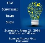 4-23-2016, YEA Trade Show, Young Entrepreneurs Academy,Fairlane Village Mall, Pottsville