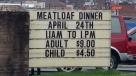 4-24-2016,  Meatloaf Dinner, Trinity UCC, Tamaqua (1)