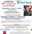 5-5-2016, Annual Schuylkill Chamber of Commerce Luncheon, Mountain Valley Golf Course, Barnesville