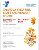 9-25-2016, Fall Craft and Vendor Show, Tamaqua YMCA, Tamaqua