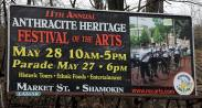 5-28-2016, Anthracite Heritage Festival of the Arts, Shamokin