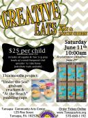 6-11-2016, Creative Eats, Under The Sea, Tamaqua Community Arts Center, Tamaqua