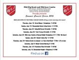 7-16-2016, Performance of M & J Band, M & J Jazz Combo, Ridgeview Center, Shenandoah Heights, Shenandoah