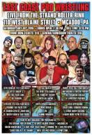 7-30-2016, East Coast Pro Wrestling, Strand Roller Rink, McAdoo