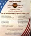 9-11-2016, Poker Run, Richard G. Lynn Memorial Ride, Frackville American Legion, Frackville