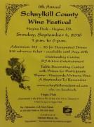 9-4-2016, Schuylkill County Wine Festival, Hegins
