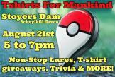 8-21-2016, Stoyers Dam, Schuylkill Haven