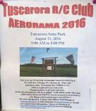 8-21-2016, Tuscarora R C Club, Aerorama 2016, Flying Field, Tuscarora State Park, Tuscarora
