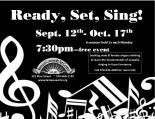 9-12 TO 10-17-2016, 6 Weeks, Sessions, Tamaqua Community Arts Center, Tamaqua