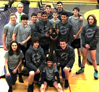 2nd-place-trophy-wrestling-tamaqua-area-middle-school-at-tournament-mahanoy-city