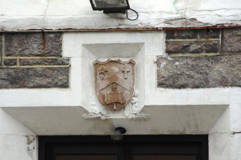 photo-quest-symbol-above-side-door-zion-evangelical-lutheran-church-tamaqua-1-29-2017-1
