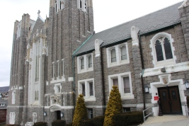 photo-quest-symbol-above-side-door-zion-evangelical-lutheran-church-tamaqua-1-29-2017-6