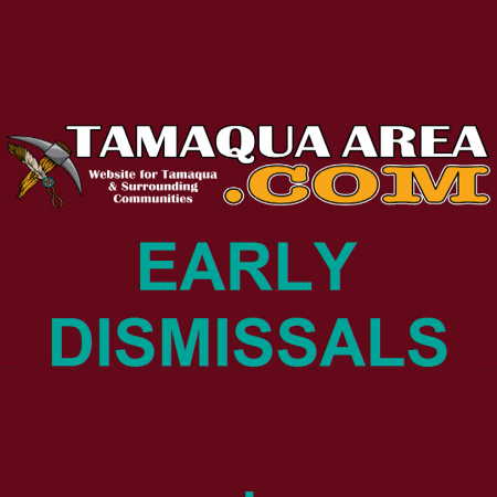 tamaquaarea-logo-early-dismissals-dismissal