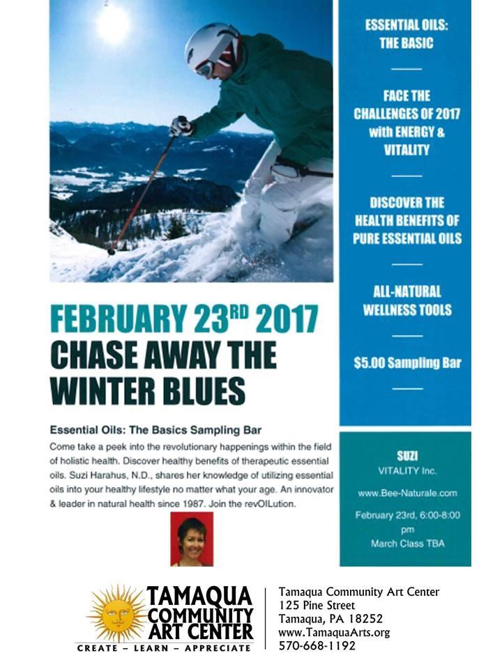 2-23-2017-essential-oils-chase-away-the-blues-tamaqua-community-art-center-tamaqua