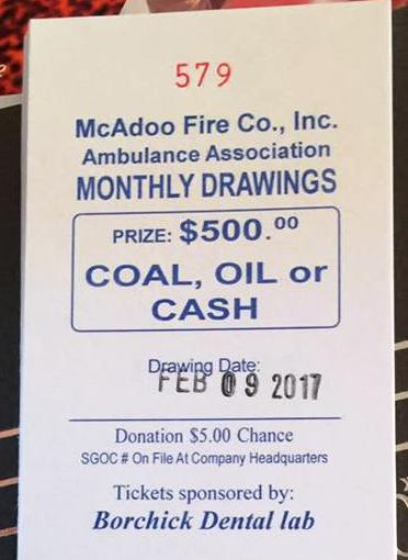 2-9-2017-coal-oil-cash-drawing-mcadoo-fire-company-mcadoo