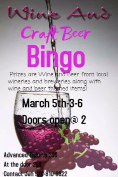 3-5-2017-wine-and-craft-beer-bingo-summit-hill-heritage-center-summit-hill