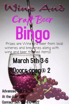 3-5-2017-wine-and-craft-beer-bingo-summit-hill-heritage-center-summit-hill