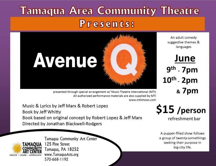 6-9-10-2017-performances-of-avenue-q-at-tamaqua-community-art-center-tamaqua