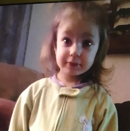 AMBER ALERT: Alexis Weber, age 2, abducted from Berwick, 2-5-2017