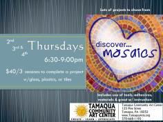 mosaic-general-classes-thursdays-at-community-art-center-tamaqua