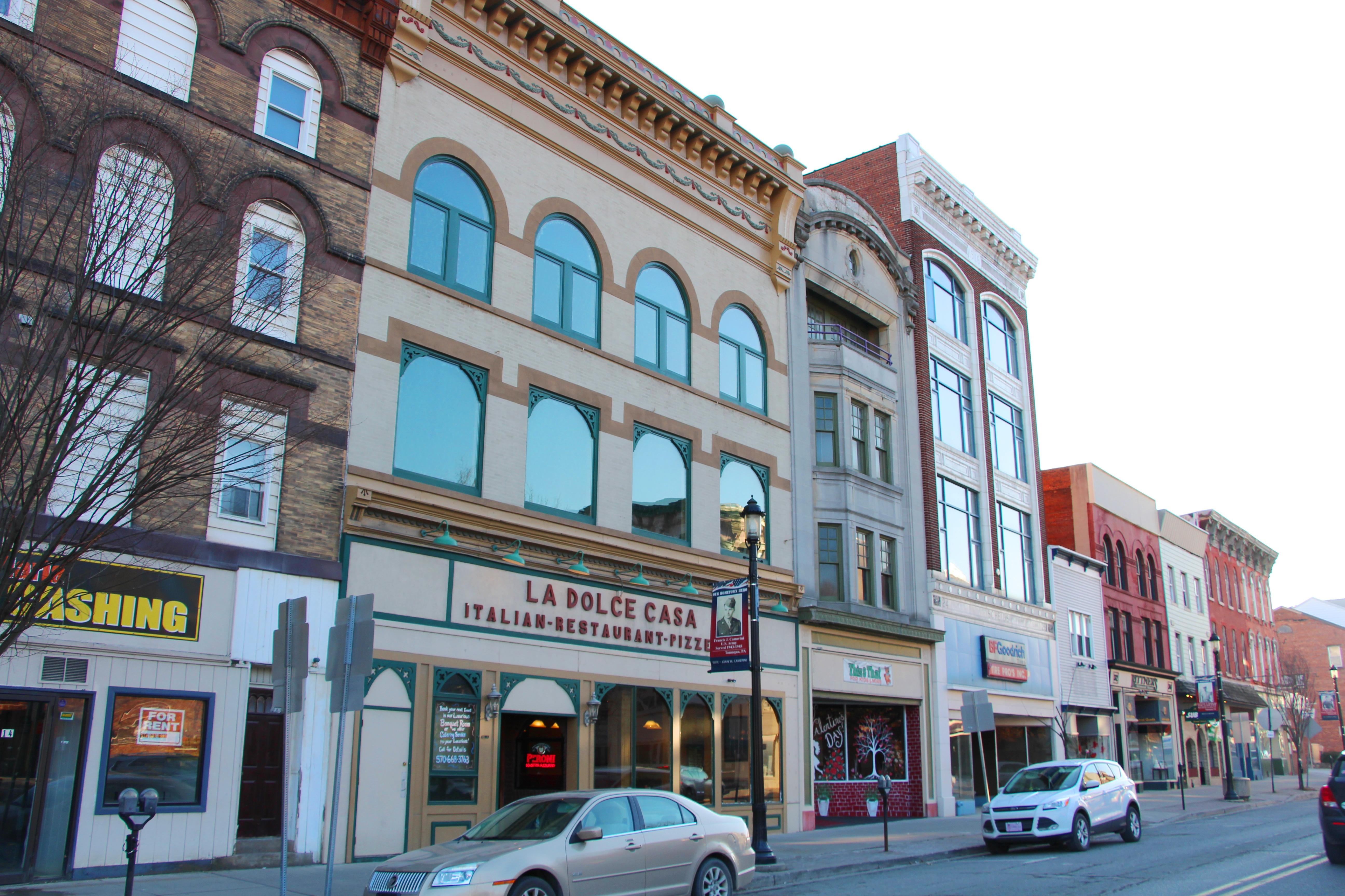 RANDOM PHOTO: West Broad Street