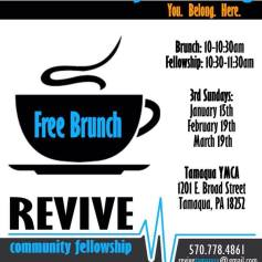 revive-community-fellowship-schedule-at-tamaqua-ymca-tamaqua