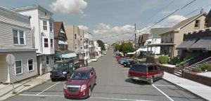 Screenshot of East Bertsch Street via Google Street View