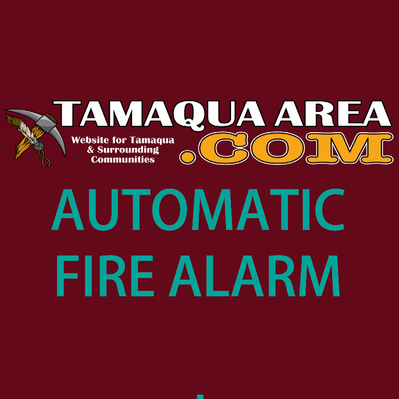 Automatic fire alarm at WalMart in Hometown