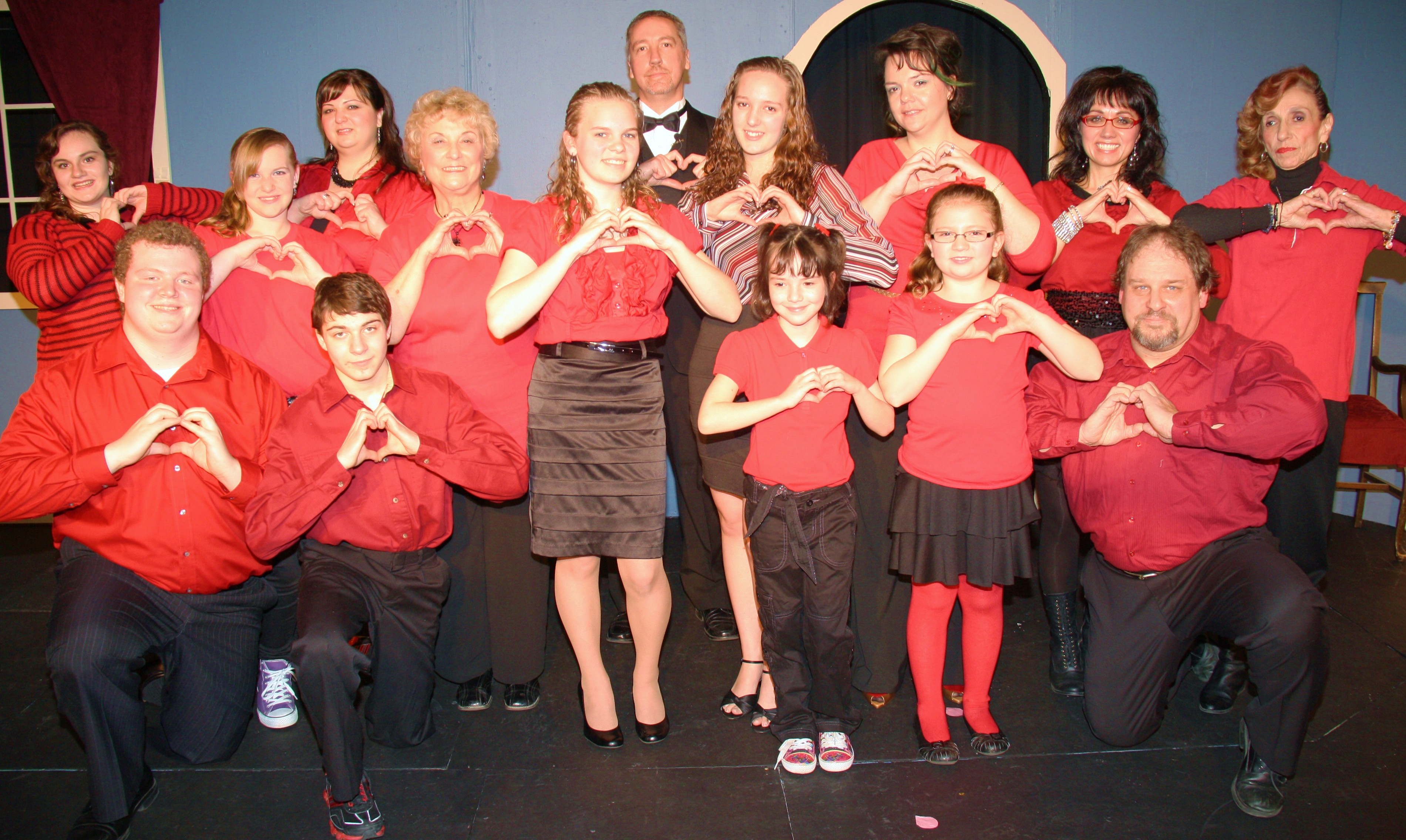 FIVE YEARS AGO: Valentine's Cabaret Show held at Strawberry Playhouse
