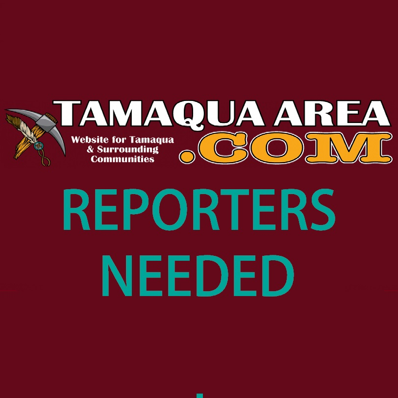 TamaquaArea.com will restart after positions are filled