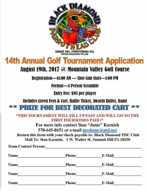 8-19-2017, Margaritaville Open Golf Tournament, via Black Diamond Parrothead Club, at Mountain Valley Golf Course, Barnesville (2)