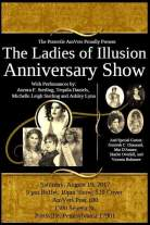 8-19-2017, The Ladies of Illusion Anniversary Show, at AmVets, Pottsville